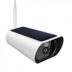Camera de surveillance waterproof Solaire Carte SIM 3G et 4G Zoom X4