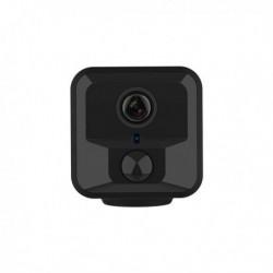 Caméra de surveillance miniature 1080P  WiFi avec Vision Nocturne détecteur de mouvement