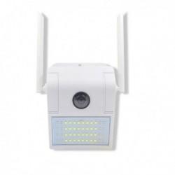 Lampe pour extérieur waterproof à caméra de surveillance 1080P HD Wifi et IP
