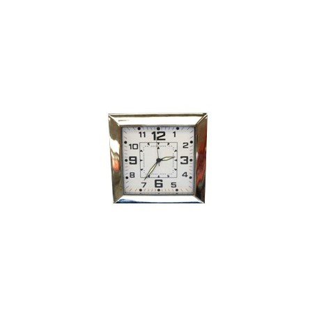 Mini horloge espion carrée