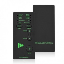 Changeur de voix instantané pour Smartphone