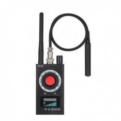 Détecteur de dispositifs d'espionnage micro, caméra et signal GPS