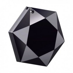 Pendentif hexagonal mouchard enregistreur vocal mémoire interne 8 Go