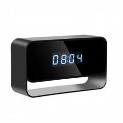 Réveil caméra espion Full HD 1080P Wifi Vision à infrarouge