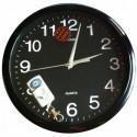 Horloge Micro camera espion video mémoire 4Go télécommandée
