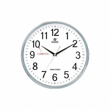 Horloge murale mini caméra Full Haute définition 1080P Wifi avec détecteur de mouvement