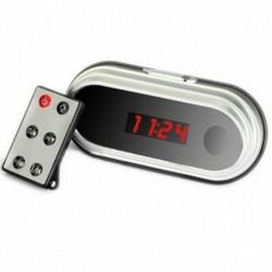 Réveil matin avec Caméra Espion Cachée Haute défintion 1080P télécommandé