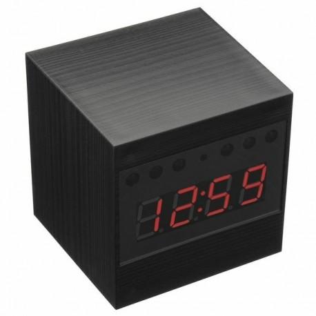 Réveil matin avec Caméra de Surveillance espion détection de mouvement HD 1080P télécommandé