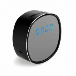 Réveil matin Caméra Cachée Cam détecteur de mouvement HD 720P Wifi vision de nuit