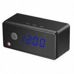 Réveil matin Micro Caméra Vidéo Surveillance HD détection de mouvement 1080P Wifi vision infrarouge