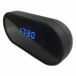 Réveil matin Caméra cachée Professionnelle Full HD détecte un mouvement 1080P Wifi vision nocturne
