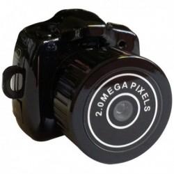 Mini appareil photo avec Caméra Cachée Cam espion