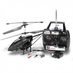 Hélicoptère R/C avec caméra espion intégrée 43cm