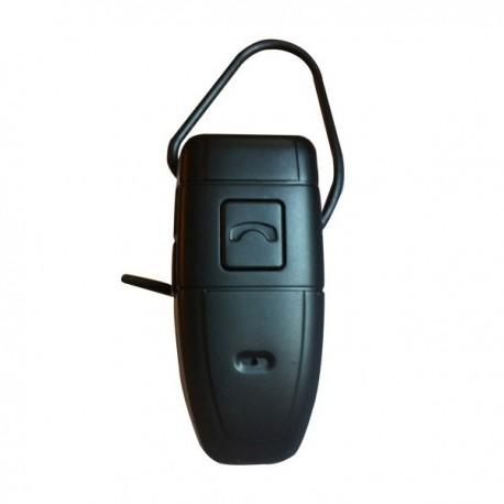 Oreillette téléphone avec mini camera espion video