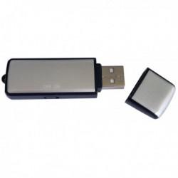 Clé USB Micro espion dictaphone 2 Go de mémoire