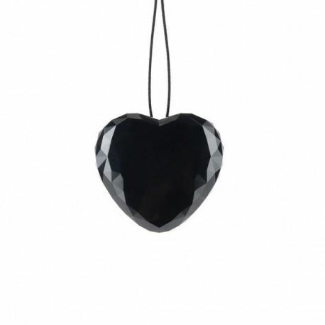 Pendentif cœur avec micro mouchard espion 8 Go