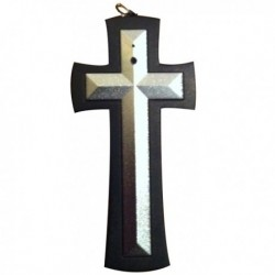 Pendentif croix avec camera video espion 4Go de mémoire