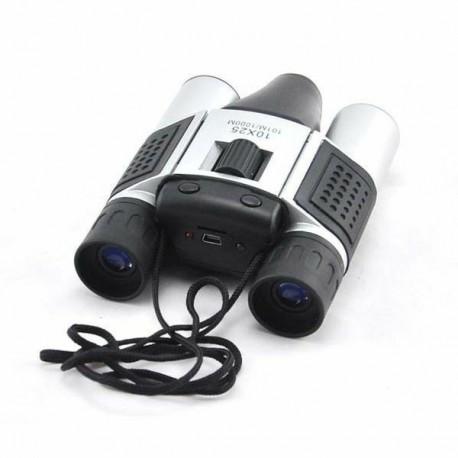 Jumelles avec caméra 480P  pour filmer grossissement X10