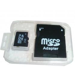 Micro Carte SD 2Go