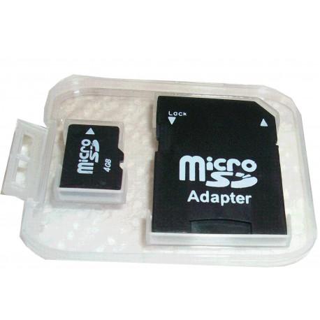 Micro Carte SD 4Go