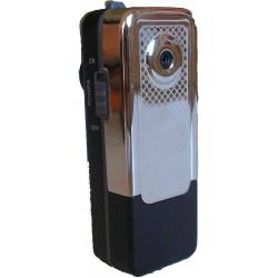 Micro caméra en métal et ses multiples supports