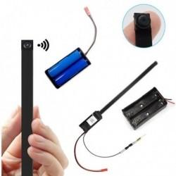 Module caméra espion Full HD 4K Wifi à détection de mouvement