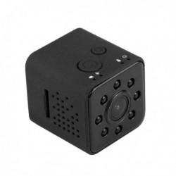 Mini caméra de surveillance à vision à infrarouge Wifi avec étui étanche