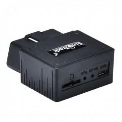 Tracker GPS pour voiture à branchement OBD avec détecteur de vibration