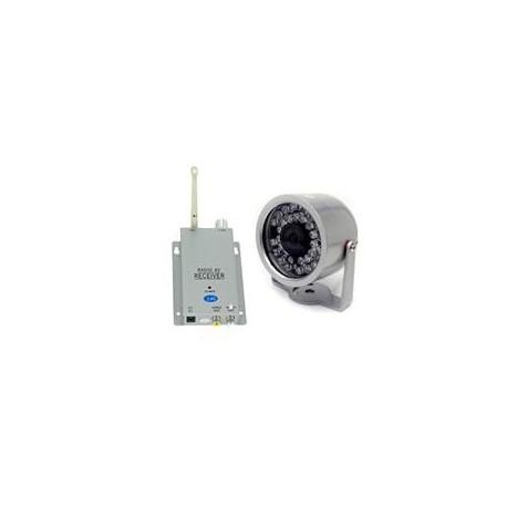 Kit complet caméra blanche sans fil