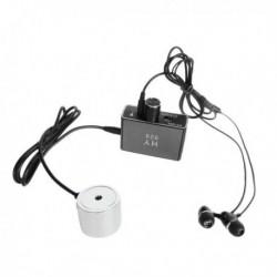 Amplificateur de son pour écoute espion murale