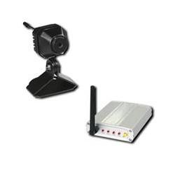 Kit complet caméra noire sans fil